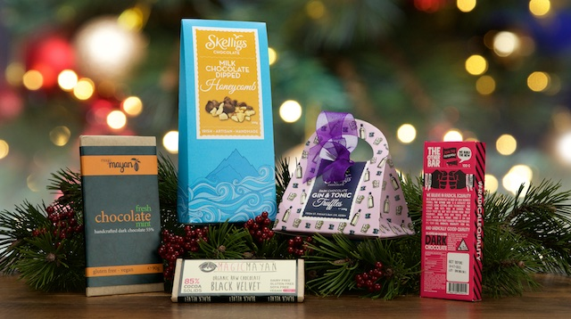 Ecommerce Christmas Hampers Product Photography Services
