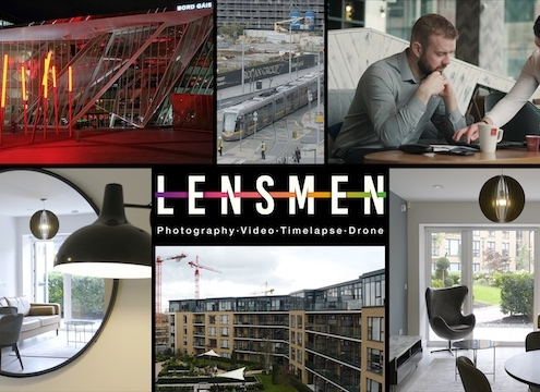 Lensmen High-end Video Production