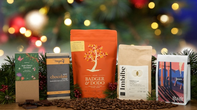 Christmas Hampers Photography for eCommerce Website