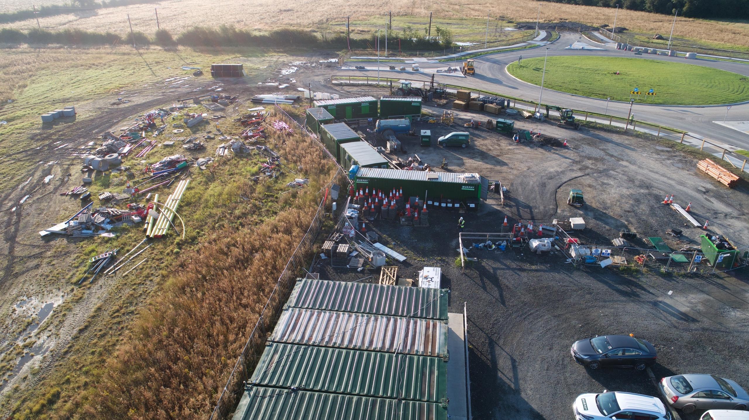 Drone Surveying Ireland