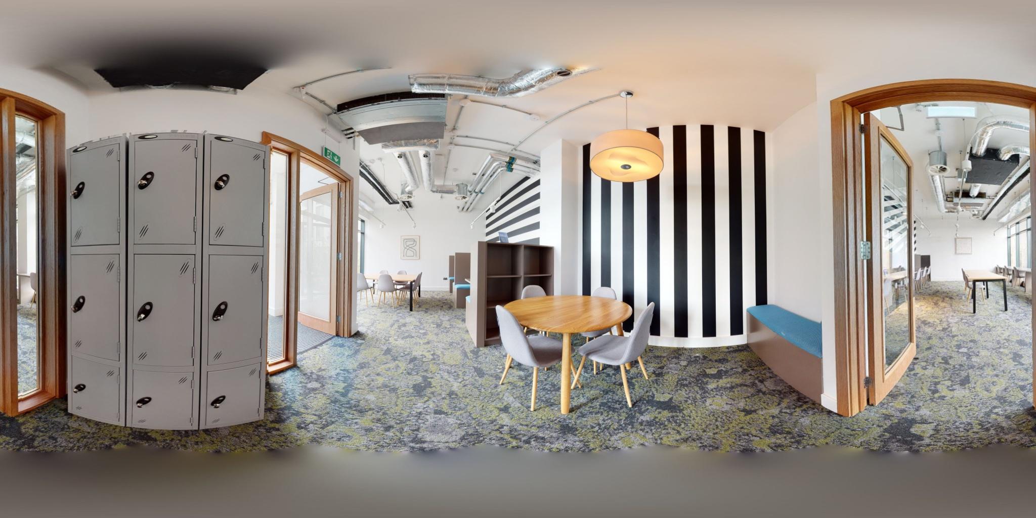 Student Accommodation 360° Matterport 3D Virtual Experiences