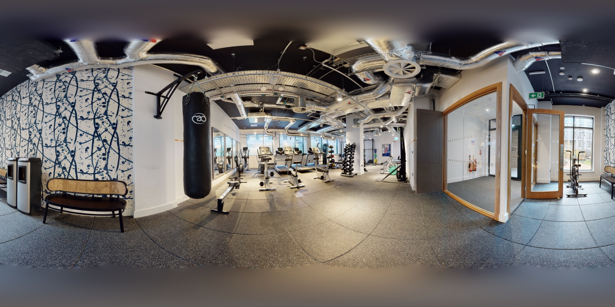 Student Residence Accommodation 360° Virtual Tour Experience Ireland