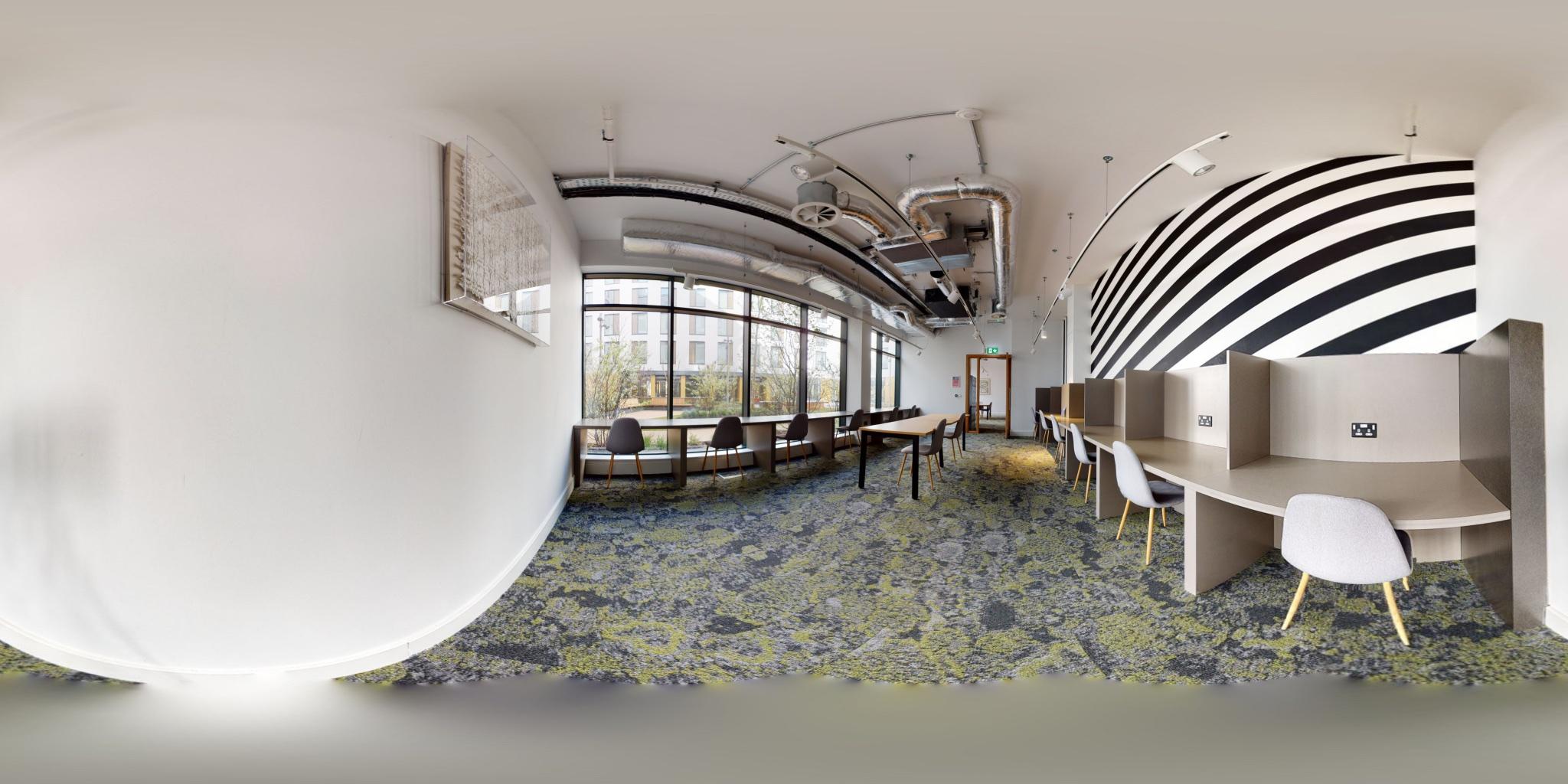 Student Residence Accommodation 3D Virtual Walkthrough Experience Ireland