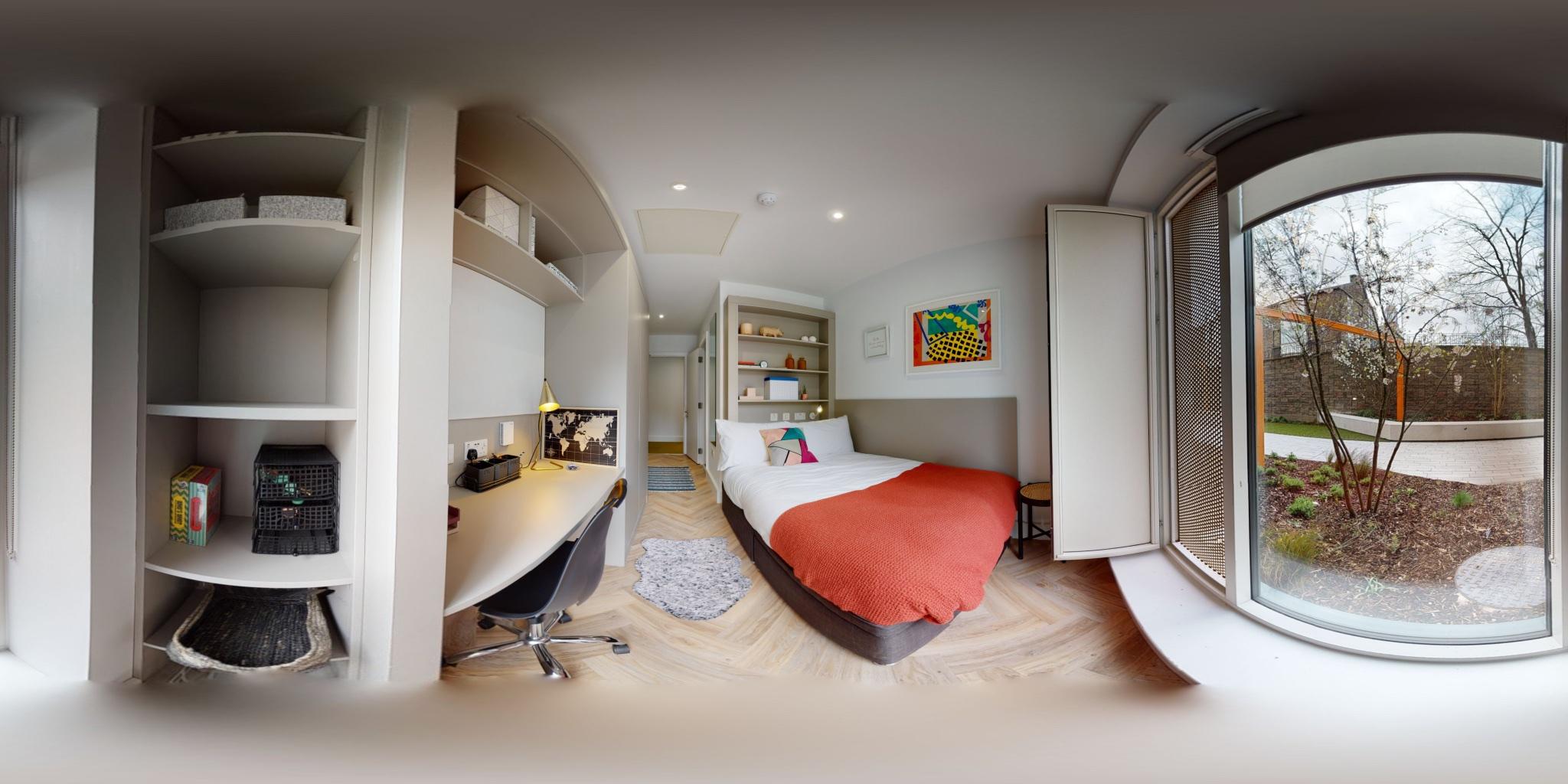 Student Residence Accommodation MatterportWalkthrough Ireland